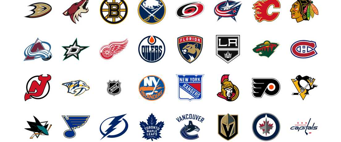 National Hockey League Logos